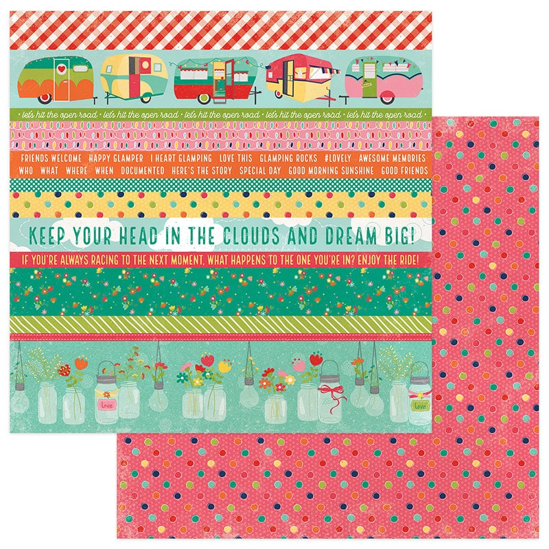 Happy Glamper Photo Play Paper Co